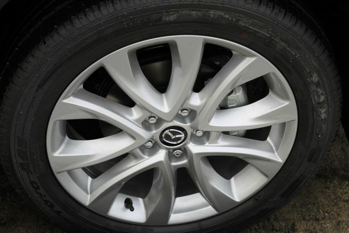 Mazda 4