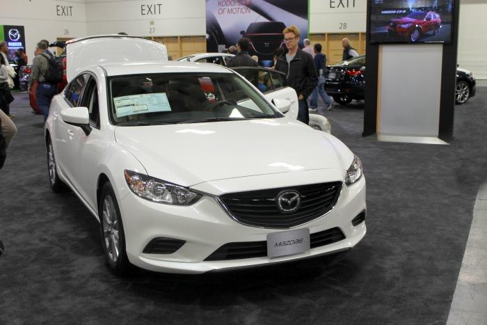 Mazda 8