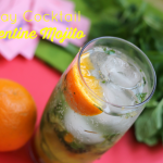 Make A Clementine Mojito For The Holidays!