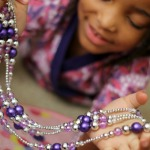 Make A Star And Beaded Garland