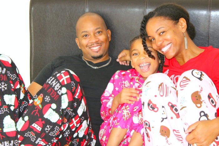 joe boxer riley family