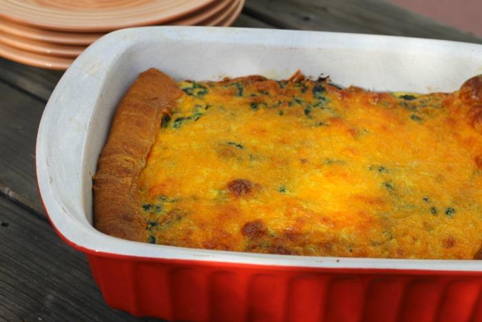 johnsonville sausage casserole 2