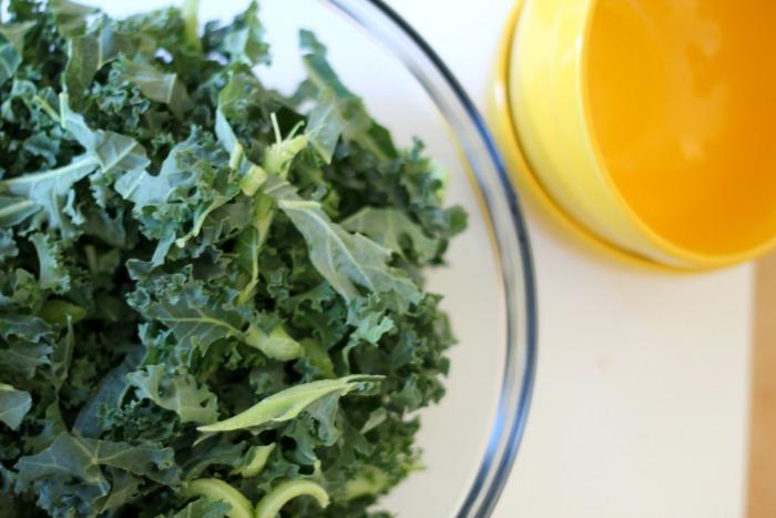 marinated kale 4