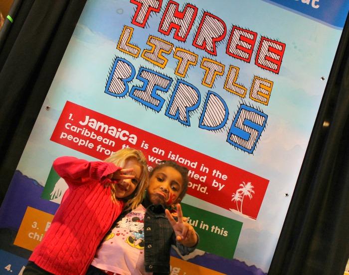 three little birds girls