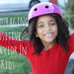 Encouraging Positive Behavior In Kids