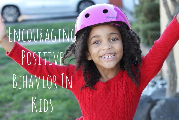 Encourage Positive Behavior In Kids