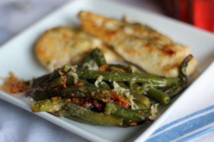 Parmesan Green Beans 2