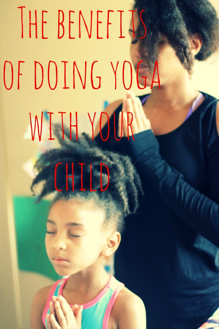 yoga, children