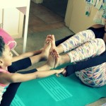 The Benefits Of Doing Yoga With Your Child