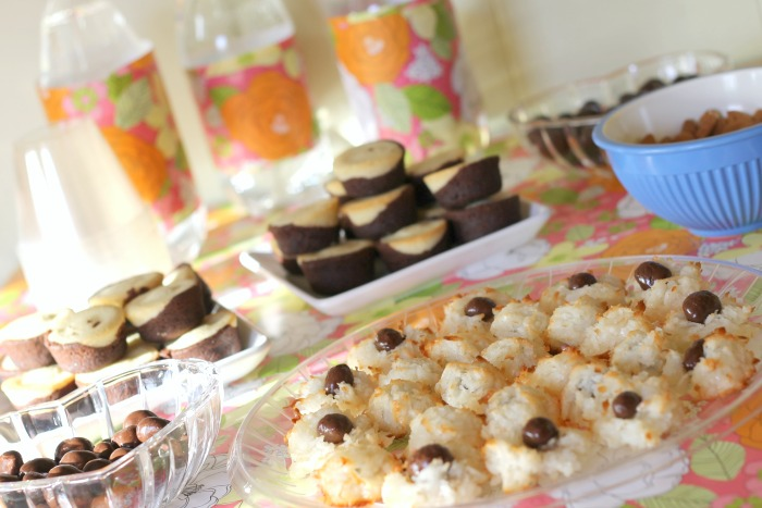 Dove Fruits Party