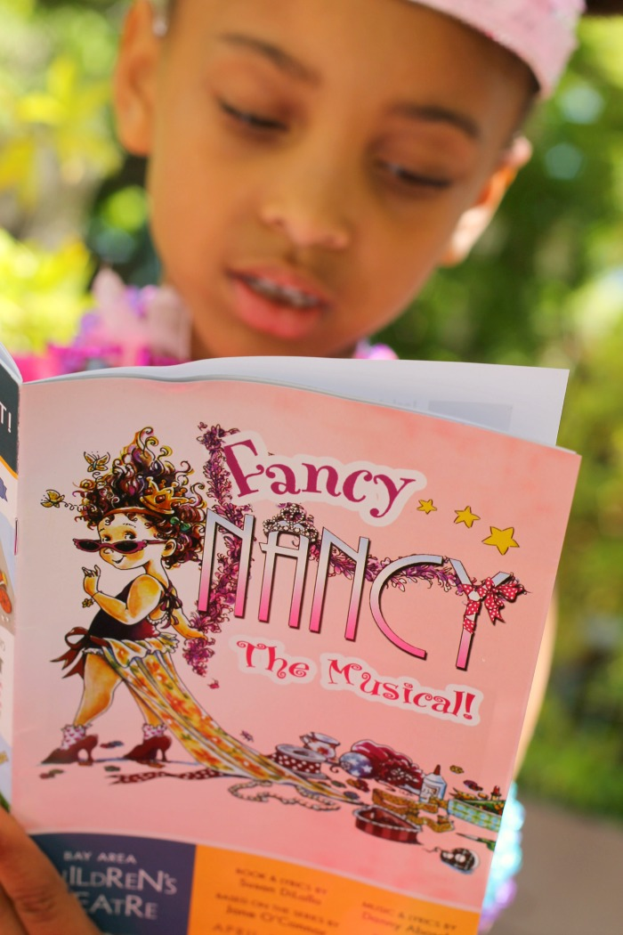 fancy nancy 14
