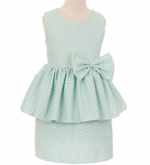 pink princess dress mint
