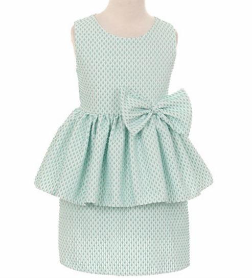 pink princess dress mint