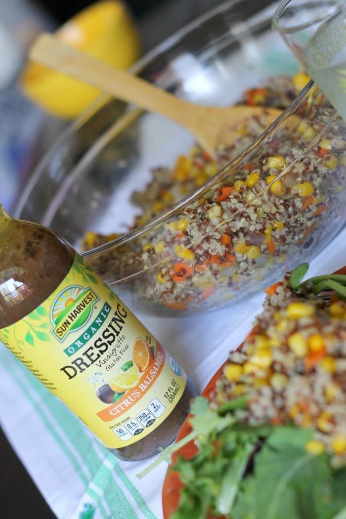 quinoa salad 7