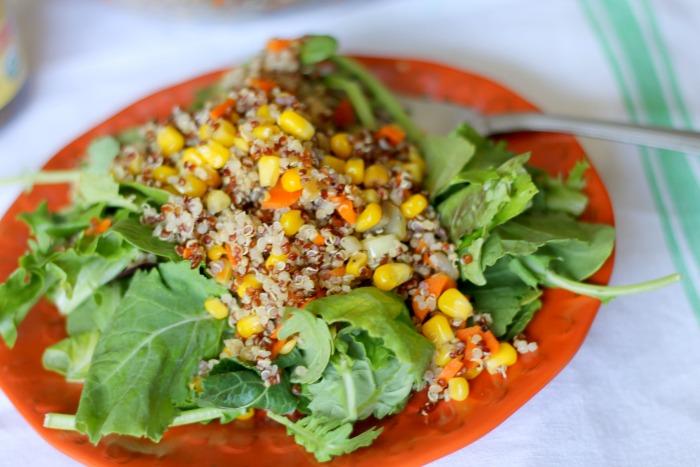 quinoa salad 8