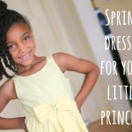 The Best Spring Dresses For Your Princess