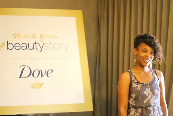dove beauty story