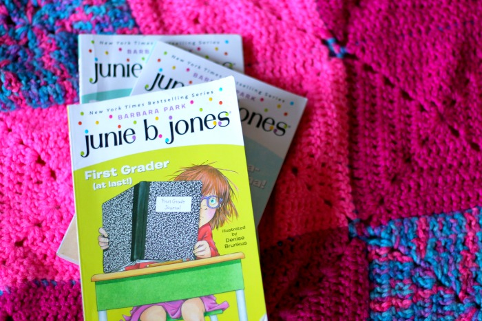 Okay, Junie B. Jones. You Win.