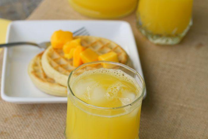 mango agua fresca 4