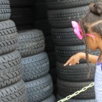 Keep Kids Busy When You're Getting An Oil Change