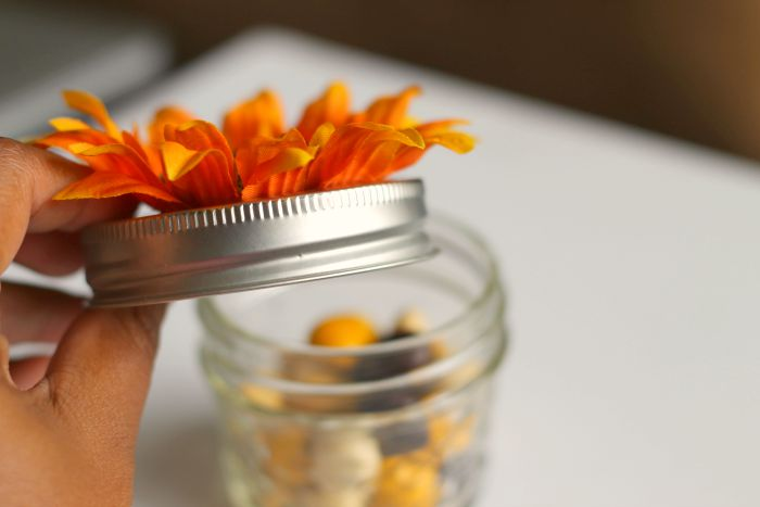 making candy jar 2