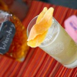 Sweet'N Sour Whiskey Cocktail