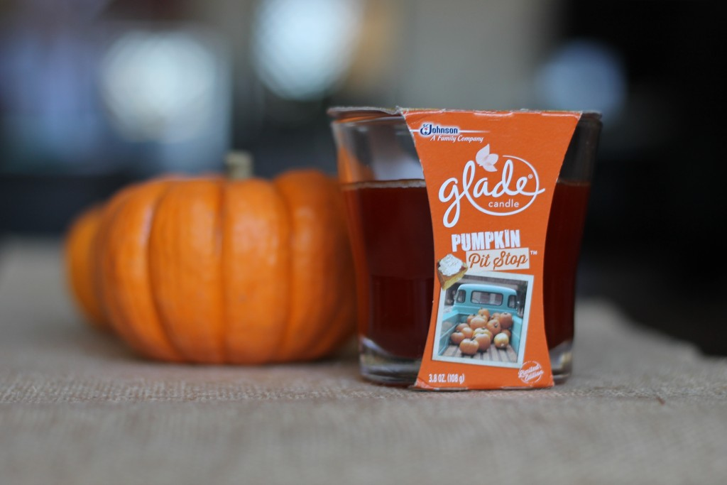 Glade Fall Candle
