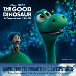 Win A Prehistoric Adventure With Sun-Maid and The Good Dinosaur!