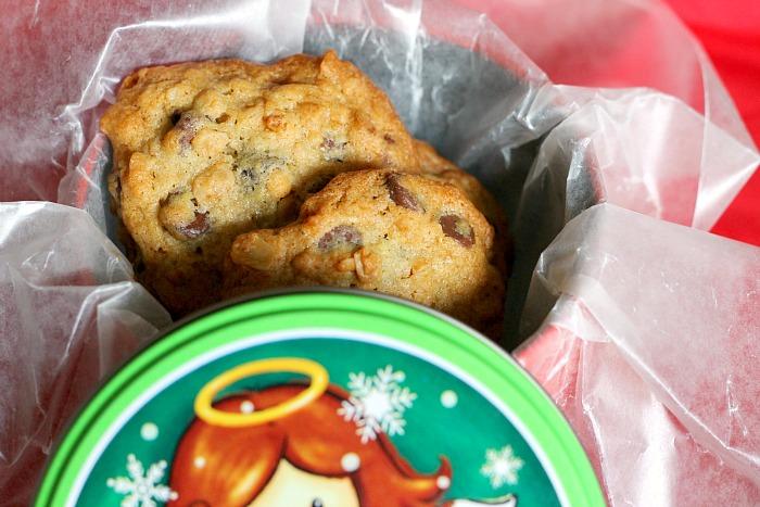 granola chip cookies 2