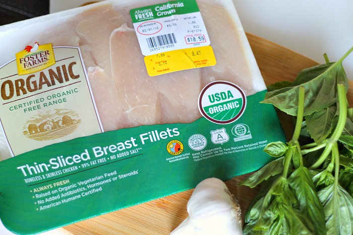 Foster Farms Organic Chicken