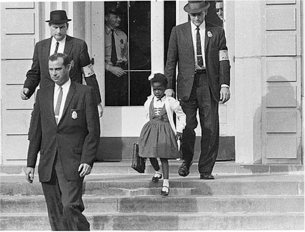Ruby Bridges Was Six