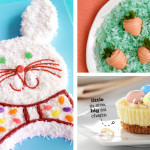 Bunny Cakes and Other Cute Easter Desserts