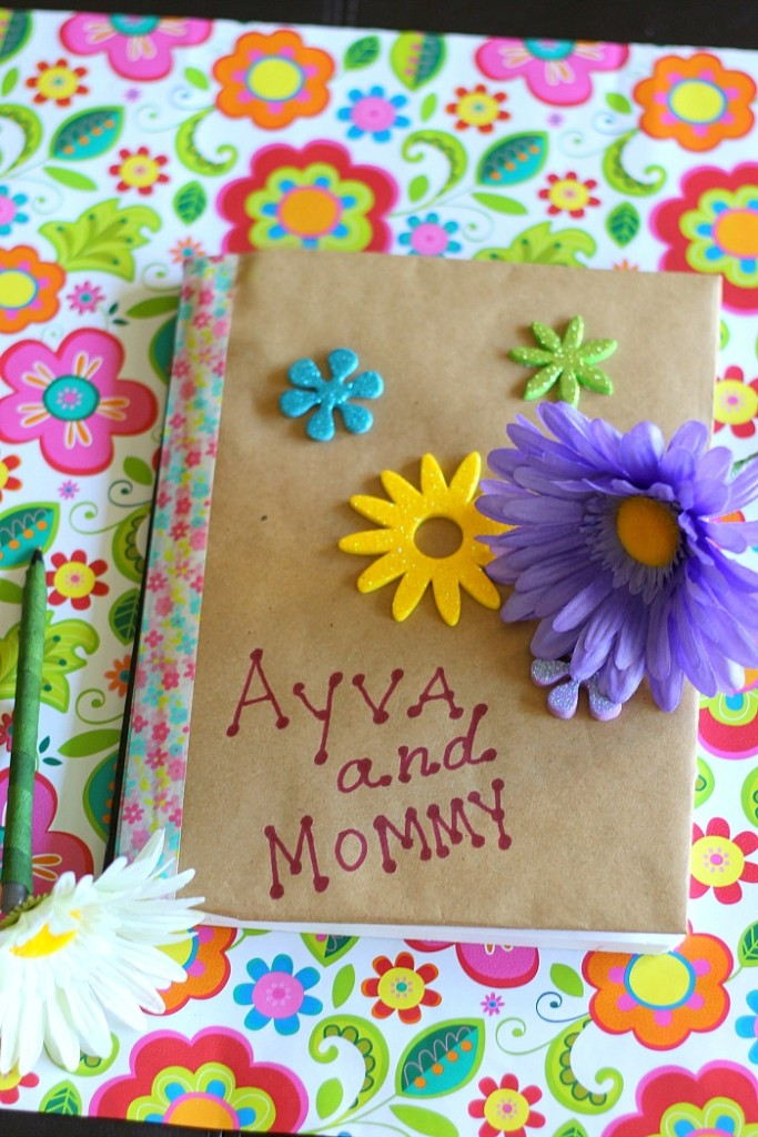 mommy and me journal 1