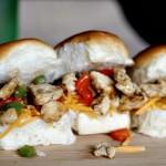 Chicken Fajita Sliders