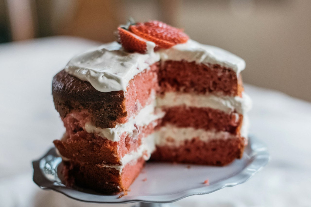 Naked Cakes for Easy Entertaining