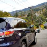 Exploring the Lake Merritt Neighborhood in the 2016 Highlander Hybrid