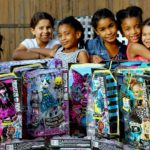 Be Yourself Monster High Party