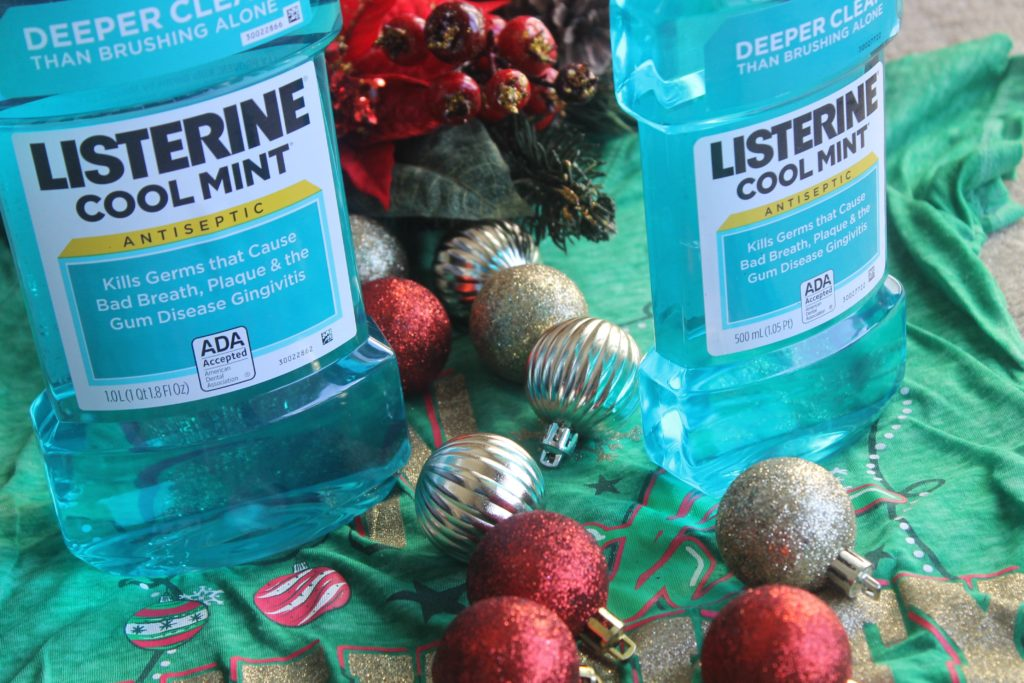 Stay Cool This Holiday Season With COOL MINT® LISTERINE®