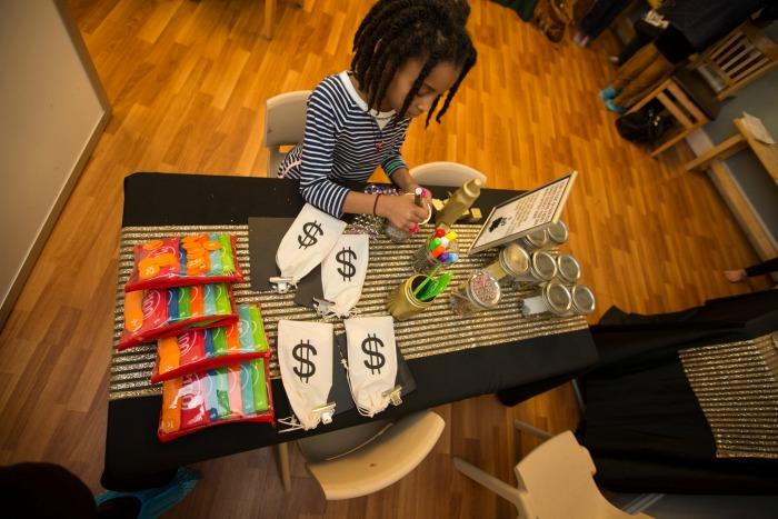 I Want My Daughter To Be a Money Genius