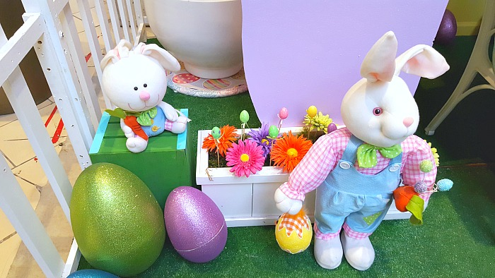 The Easter Bunny is at Great Mall - Mama Knows It All