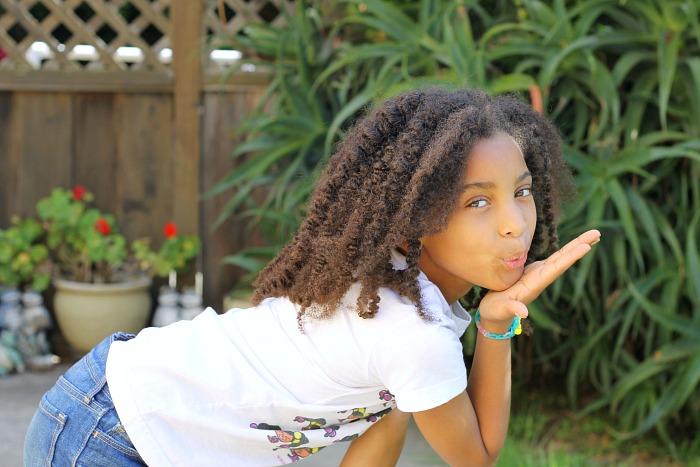 Ayva is 8
