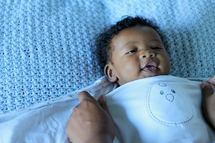 Swaddle Your Baby To Help Him Sleep