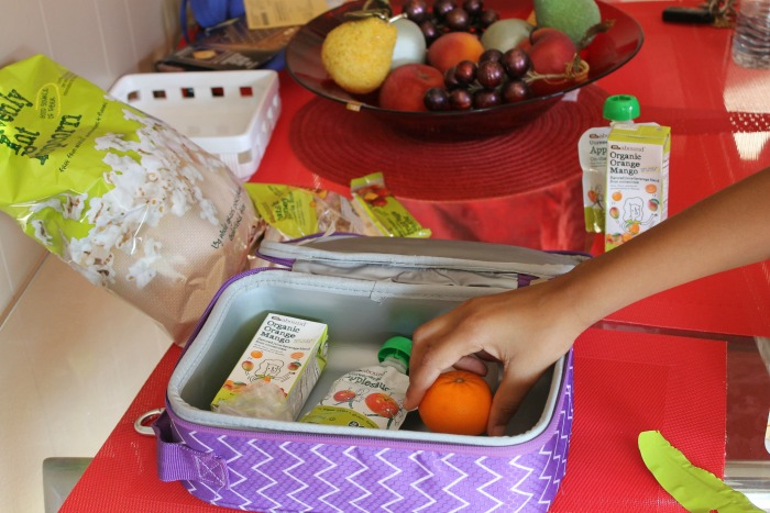 Your Child Can Pack Their Own School Lunch