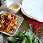 Feed Your Fandom (with fajitas!)