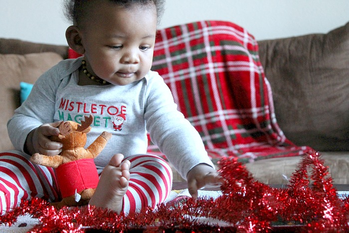 4 important tips for baby's first Christmas