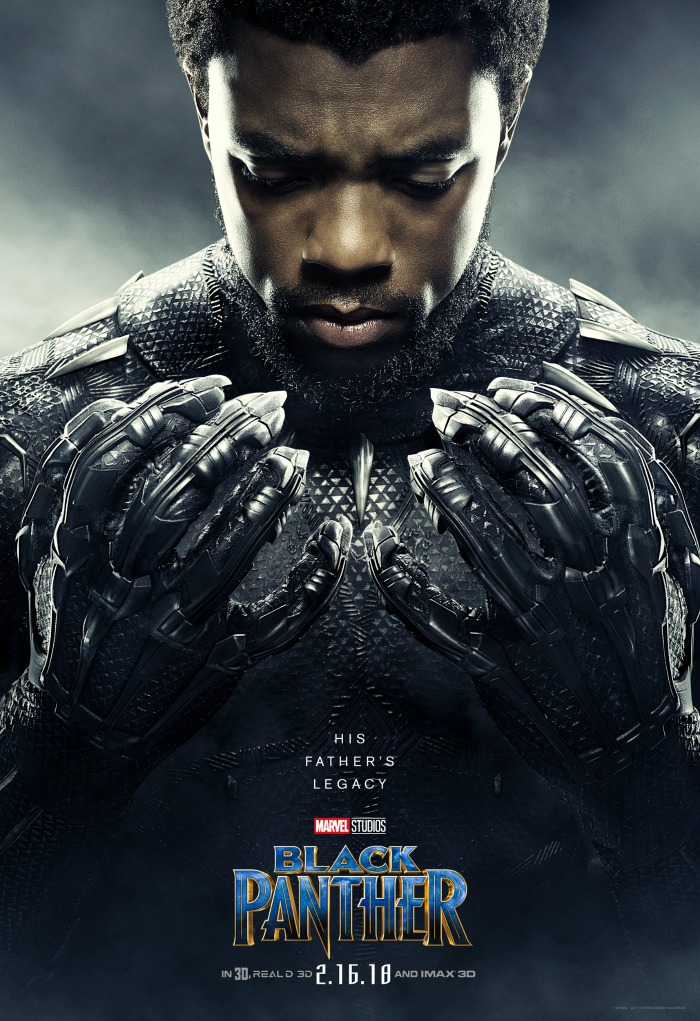 There's something special about Black Panther