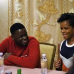 Exclusive Interview: Letitia Wright and Daniel Kaluuya bring truth to their roles in Black Panther