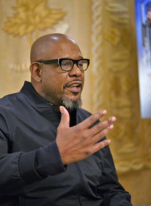 'I think Ryan cast me right': An exclusive interview with Black Panther's Forest Whitaker