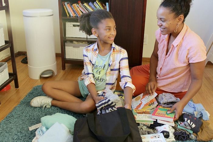 3 things to know before doing a service project with your kid