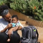 This is what it's really like the first time you travel alone with a baby